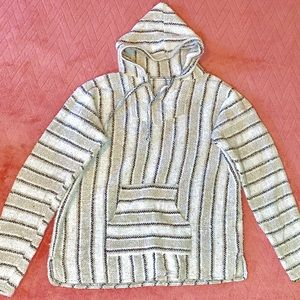 e2c28a72aacb Jackets   Blazers - 💝✴️BAJA HIPPIE BOHEMIAN STRIPED HOODIE✴ 💝